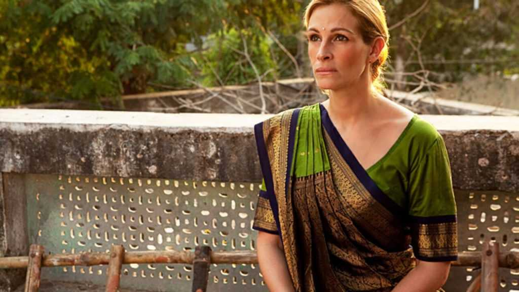 Julia Roberts in Saree