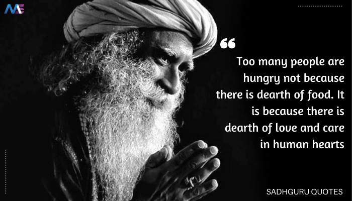 sadhguru quotes