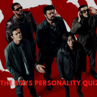 Which Character From The Boys Are You?