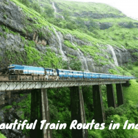 18 Most Beautiful Train Routes in India