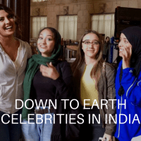 Most Down To Earth Celebrities In India