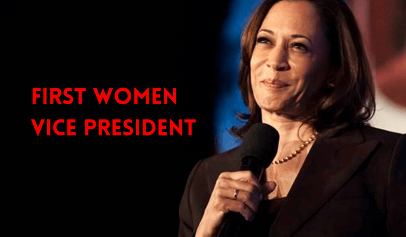 first woman vice president of usa