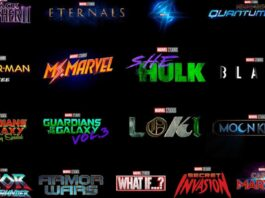 TV Series and Movies announced by Disney