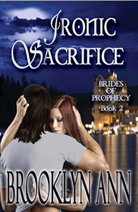 Ironic Sacrifice A vampire romance Ann
