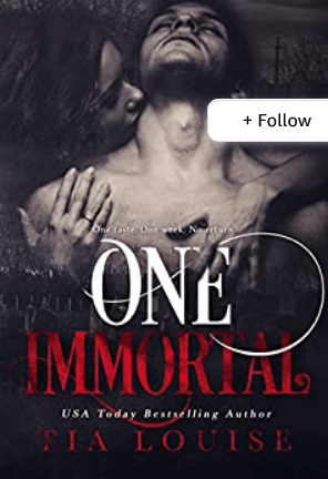 One Immortal A stand-alone vampire romance (Immortal Ones) eBook Louise, Tia Amazon in Kindle Store