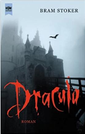 Dracula Roman Book