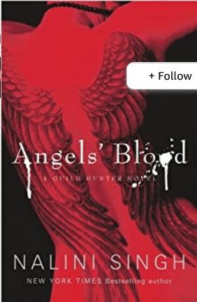 Angels' Blood Book