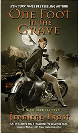 One Foot in the Grave A Night Huntress Novel