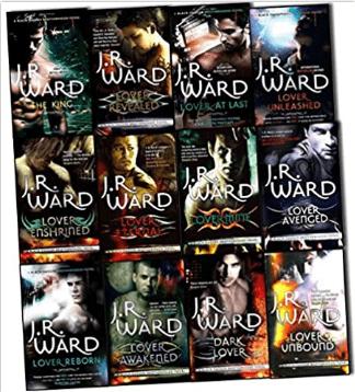 Vampire Romance Novel