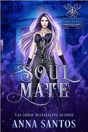 Soulmate A Paranormal Vampire Romance